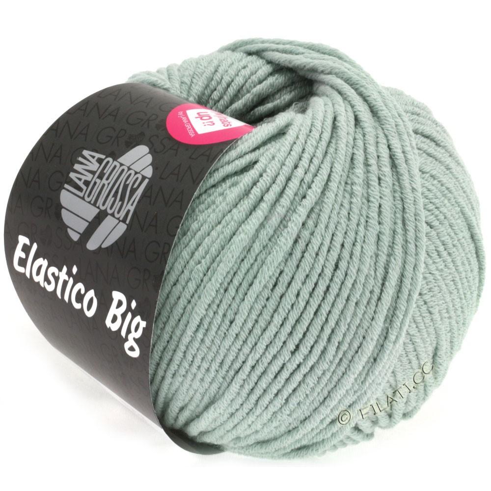 Lana Grossa ELASTICO Big | 45-gray green