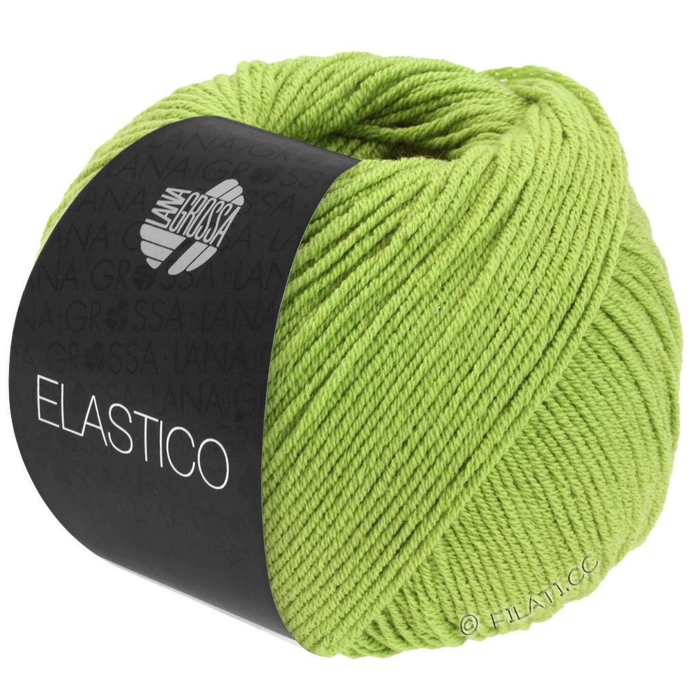 Lana Grossa ELASTICO Uni/Print | 084-pistachio