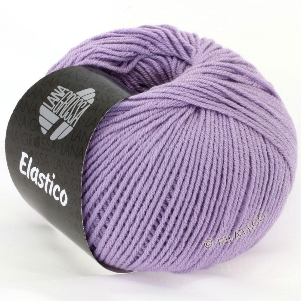 Lana Grossa ELASTICO Uni/Print | 091-lavender