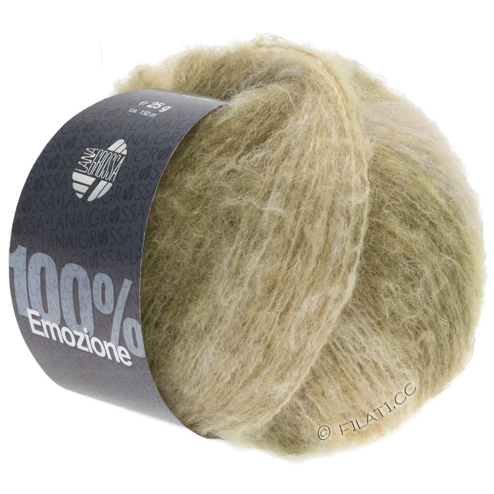 Lana Grossa EMOZIONE Degradé | 109-natural/reed/khaki