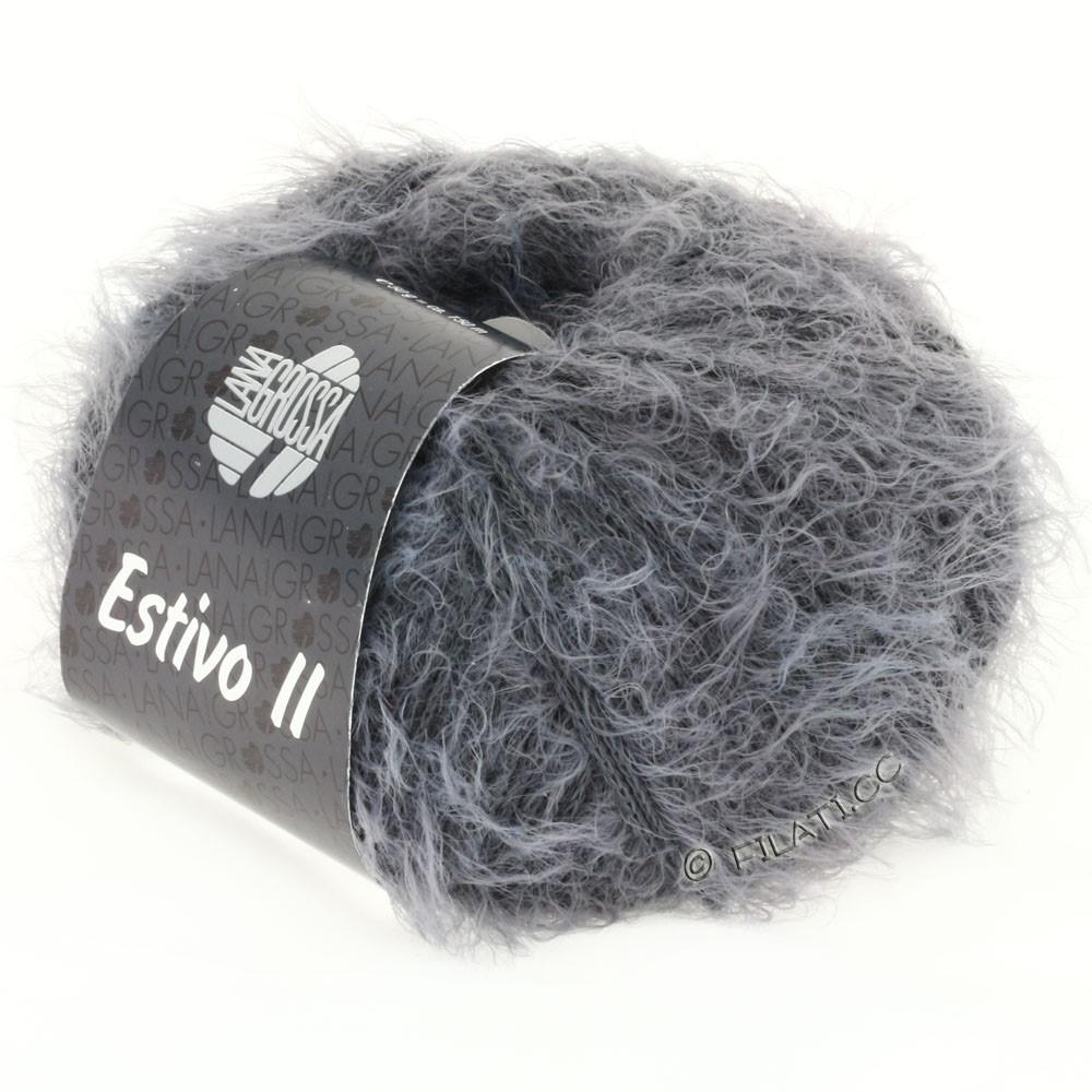 Lana Grossa ESTIVO II | 10-dark gray