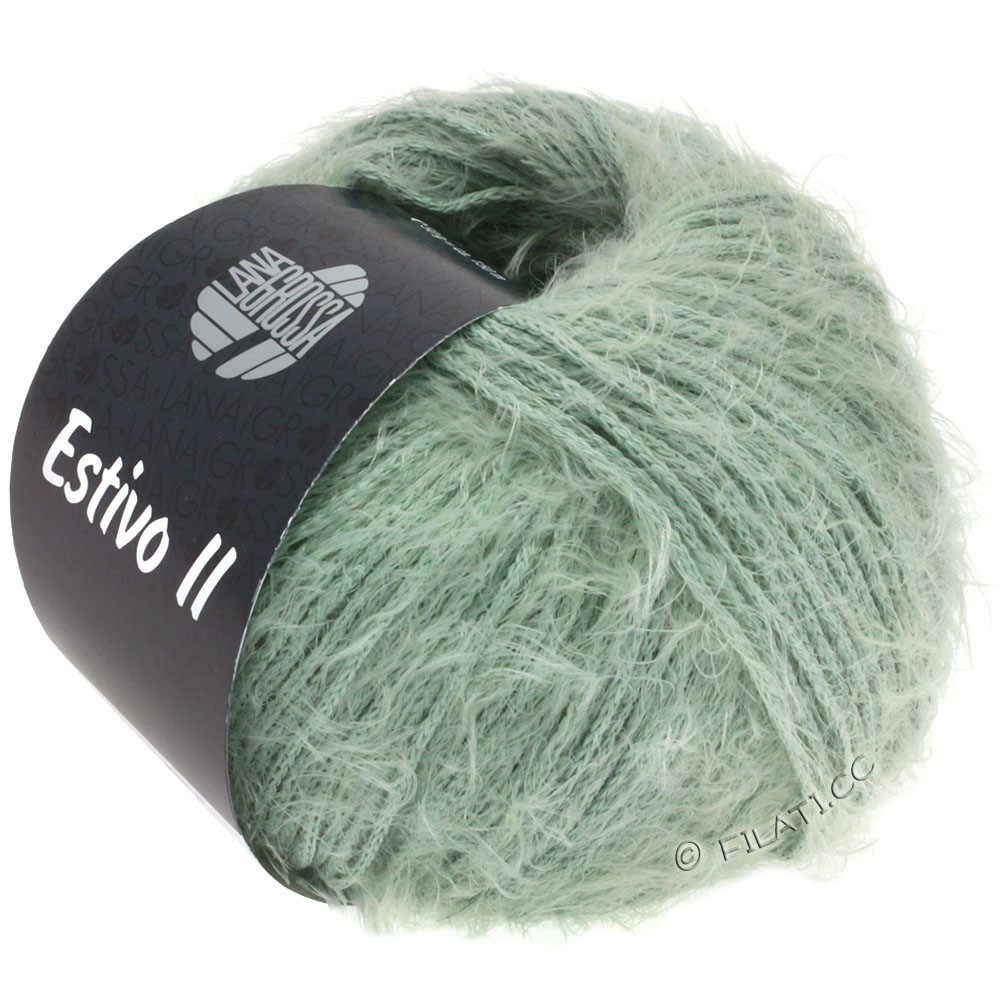 Lana Grossa ESTIVO II | 23-gray green