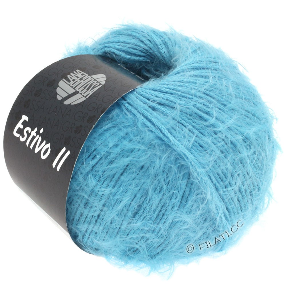 Lana Grossa ESTIVO II | 26-turquoise blue