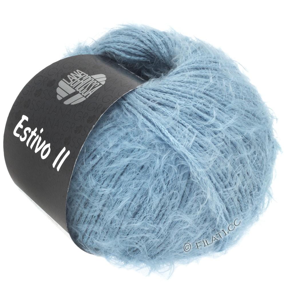 Lana Grossa ESTIVO II | 30-gray blue