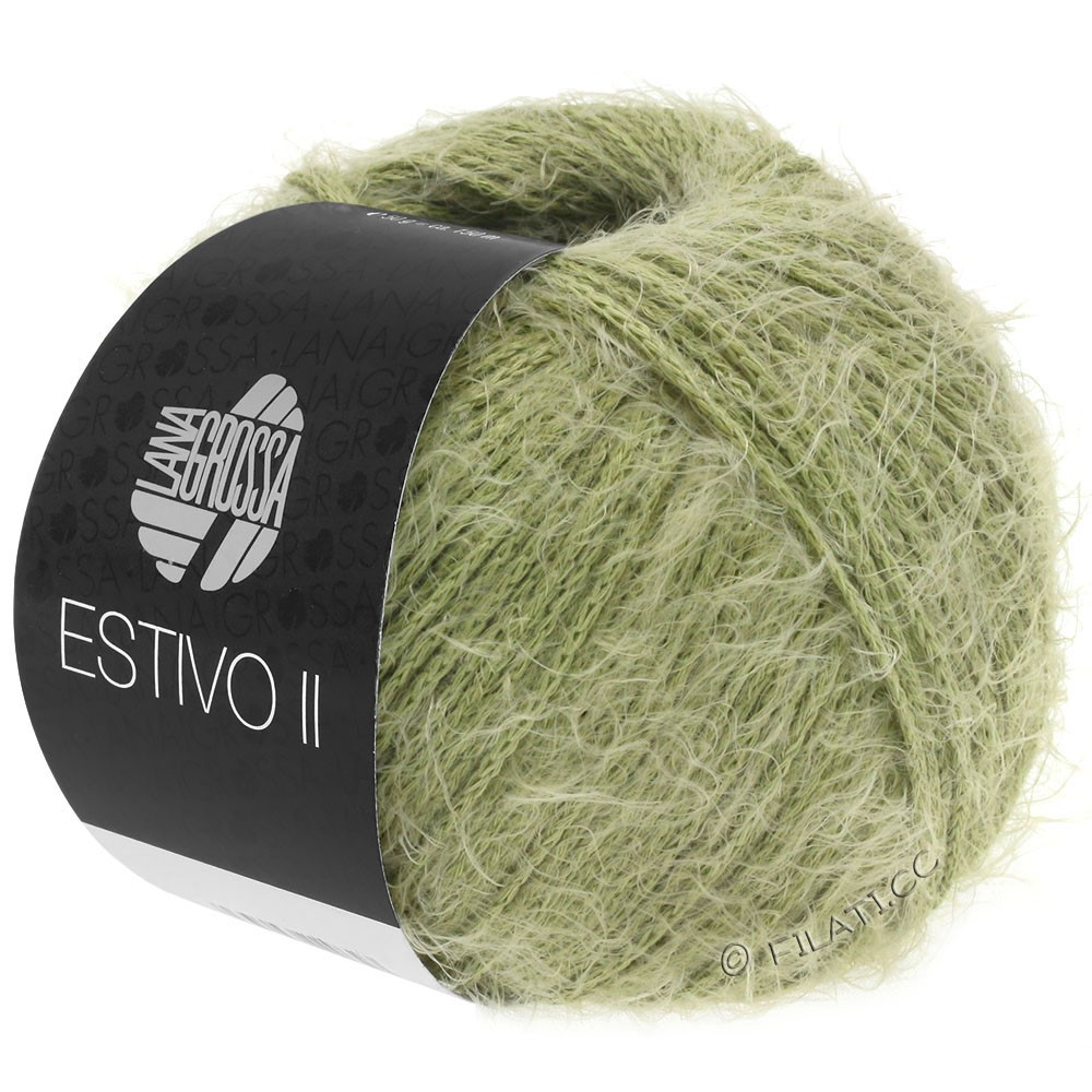 Lana Grossa ESTIVO II | 36-olive