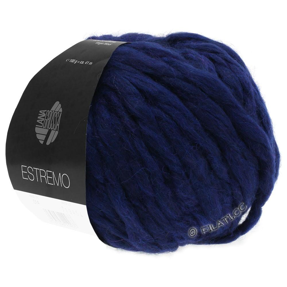 Lana Grossa ESTREMO | 08-dark blue