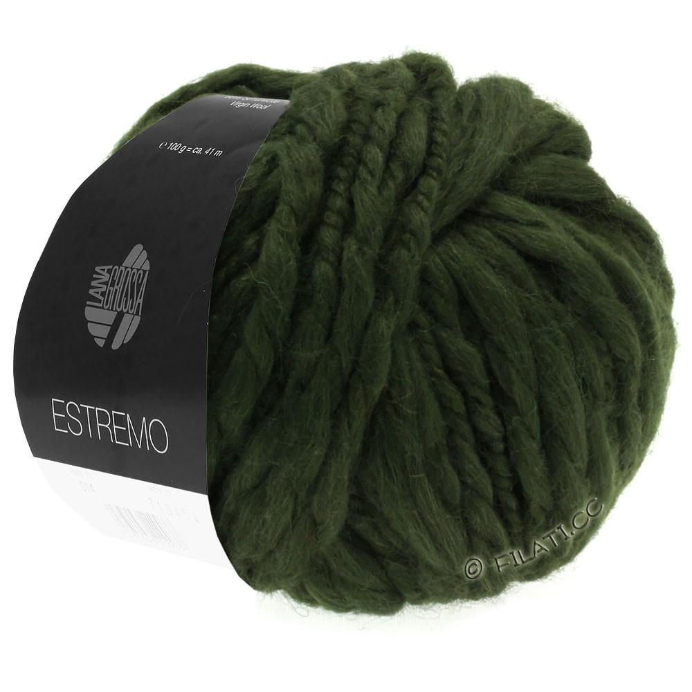 Lana Grossa ESTREMO | 10-moss green