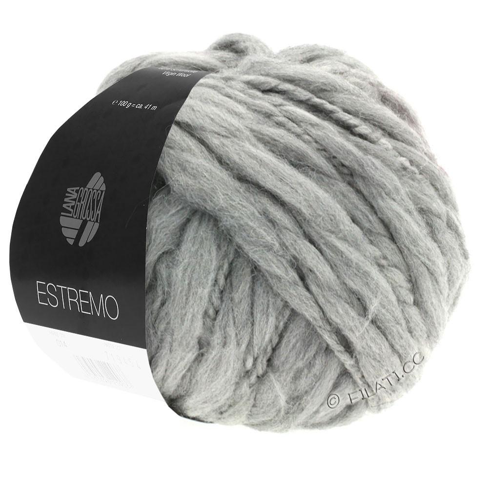 Lana Grossa ESTREMO | 11-light gray