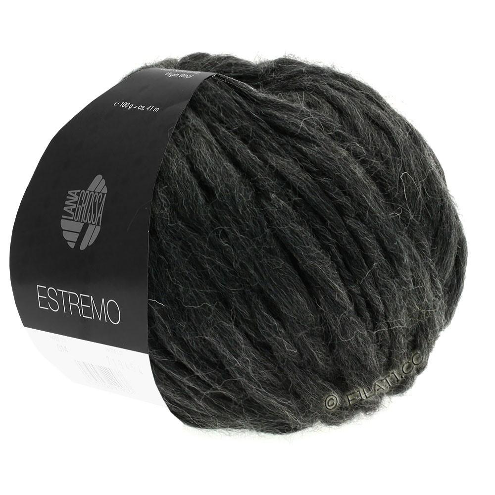 Lana Grossa ESTREMO | 12-dark gray