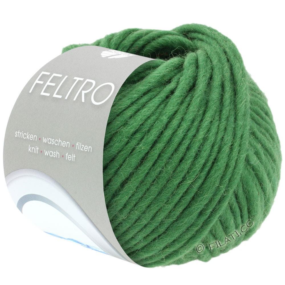 Lana Grossa FELTRO  Uni | 011-grass green