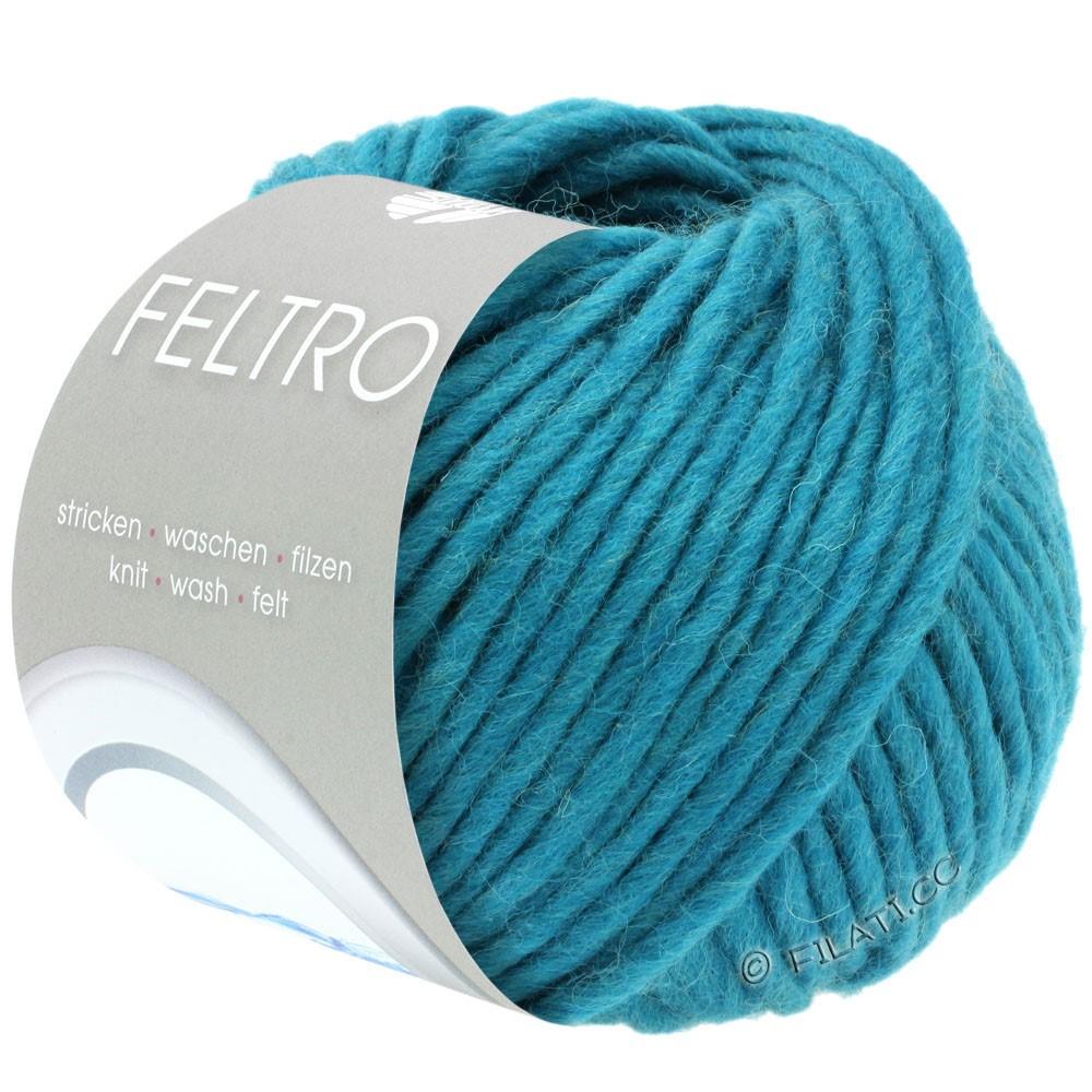 Lana Grossa FELTRO  Uni | 032-turquoise