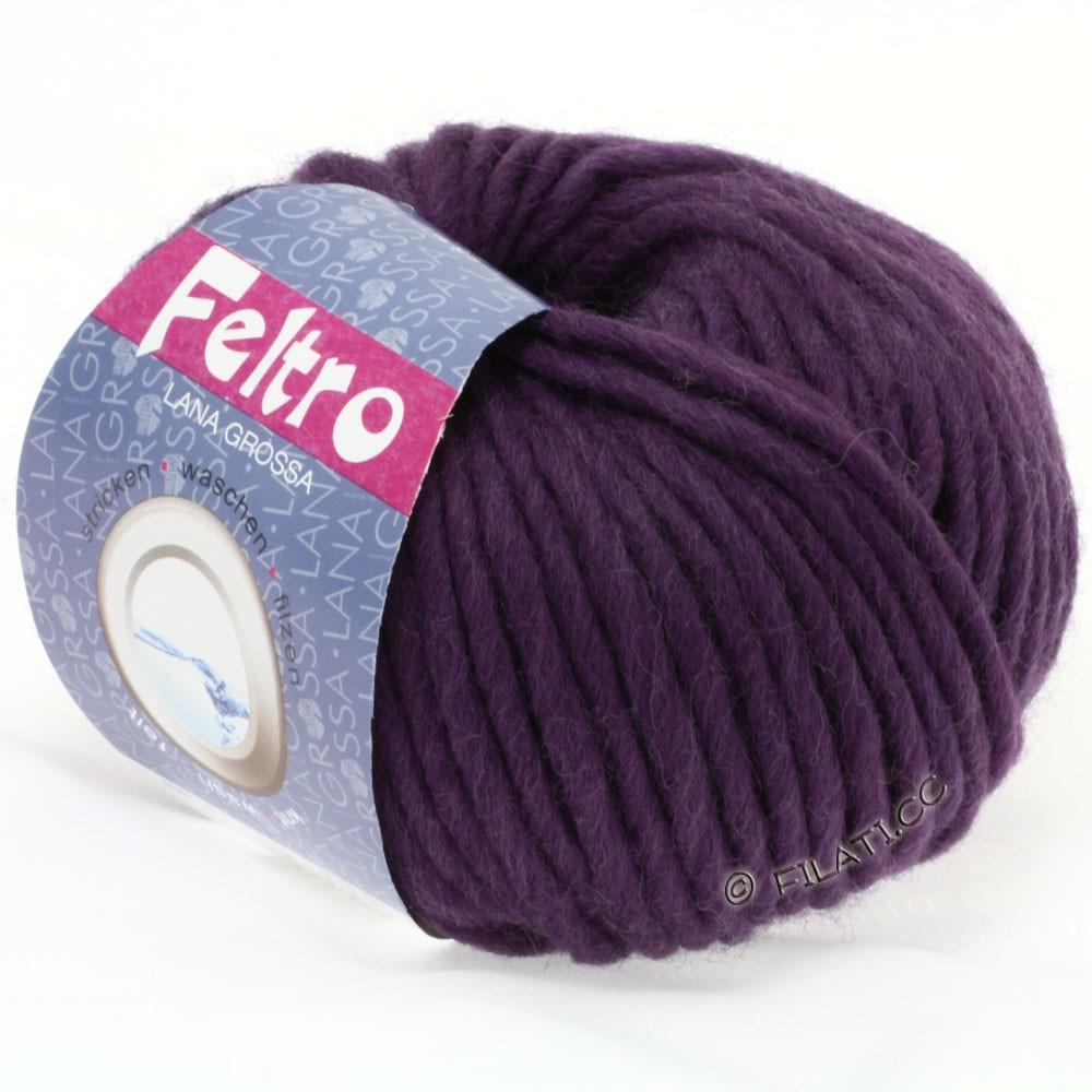 Lana Grossa FELTRO  Uni | 054-plum