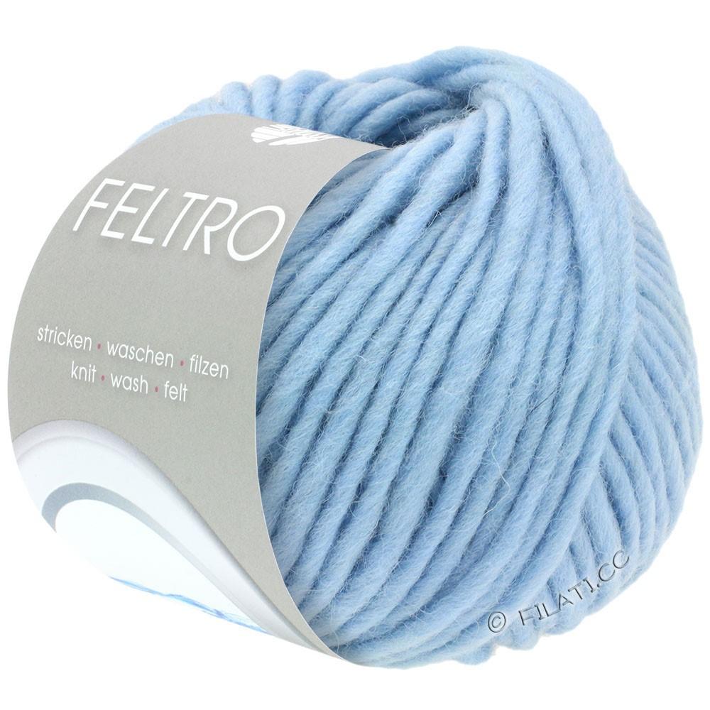 Lana Grossa FELTRO  Uni | 065-sky blue