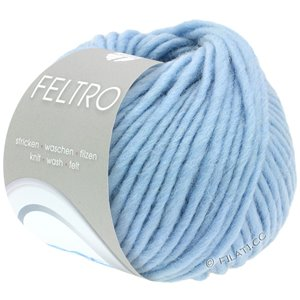 Lana Grossa FELTRO  Uni | 065-light blue