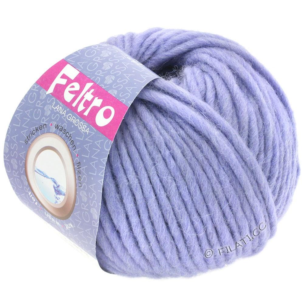Lana Grossa FELTRO  Uni | 074-pearl violet