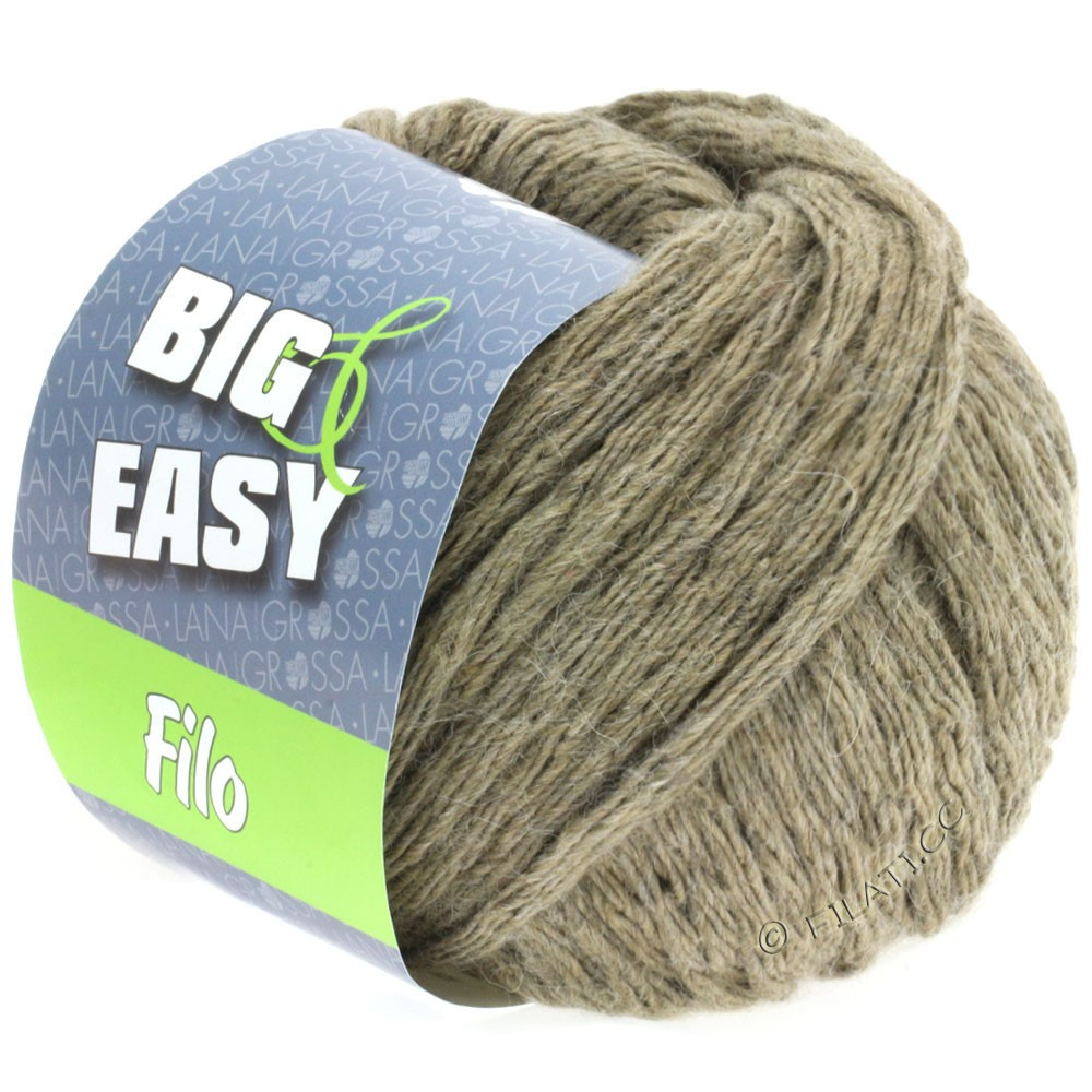 Lana Grossa FILO (Big & Easy) | 03-taupe