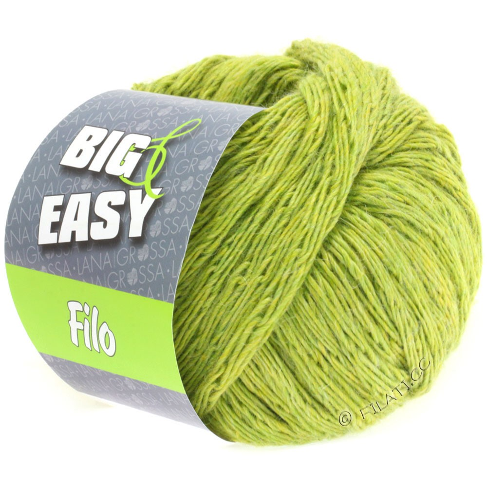 Lana Grossa FILO (Big & Easy) | 07-light green