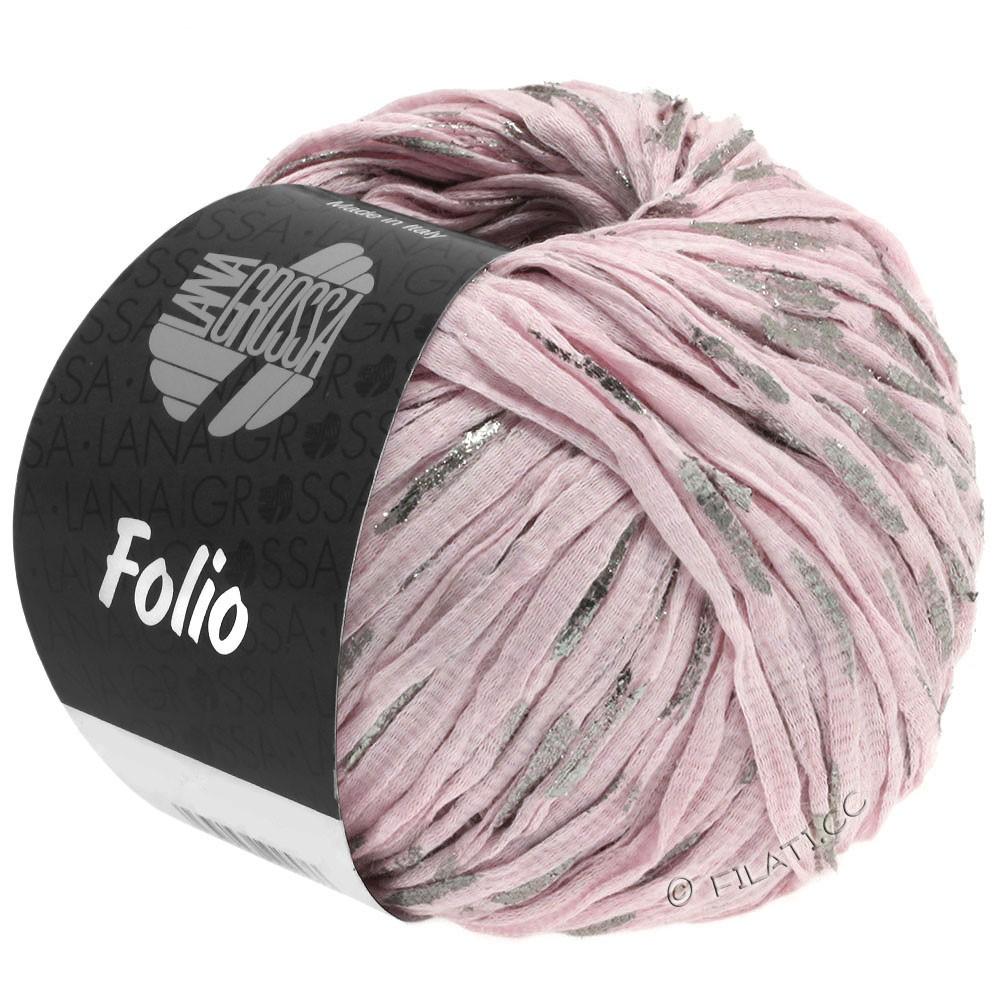 Lana Grossa FOLIO | 03-rosé/silver