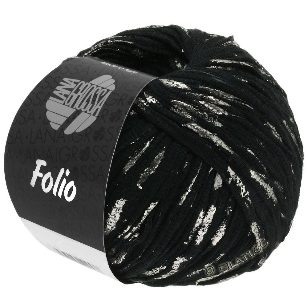 Lana Grossa FOLIO | 07-black/silver