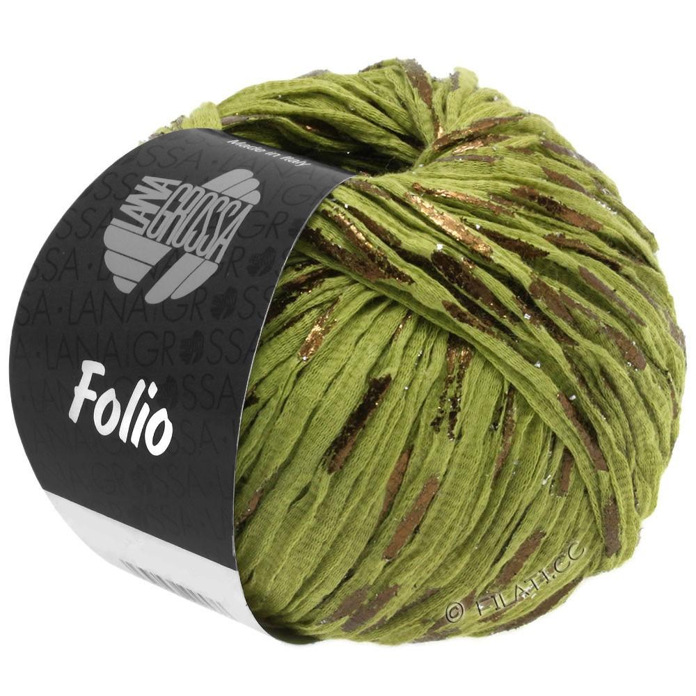 Lana Grossa FOLIO | 13-light olive/copper