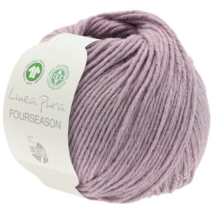 Lana Grossa FOURSEASON (Linea Pura) | 17-gray purple