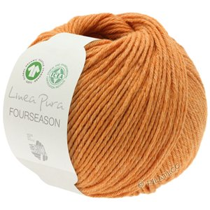Lana Grossa FOURSEASON (Linea Pura) | 21-brown orange