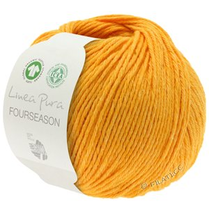 Lana Grossa FOURSEASON (Linea Pura) | 22-yolk yellow