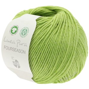 Lana Grossa FOURSEASON (Linea Pura) | 23-yellow green