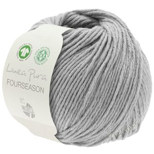 Lana Grossa FOURSEASON (Linea Pura) | 26-light gray