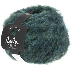 Lana Grossa FURRY (lala BERLIN) | 09-petrol green