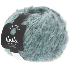 Lana Grossa FURRY (lala BERLIN) | 14-gray blue