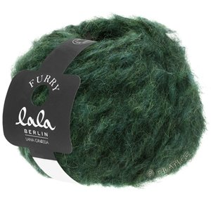 Lana Grossa FURRY (lala BERLIN) | 16-dark green