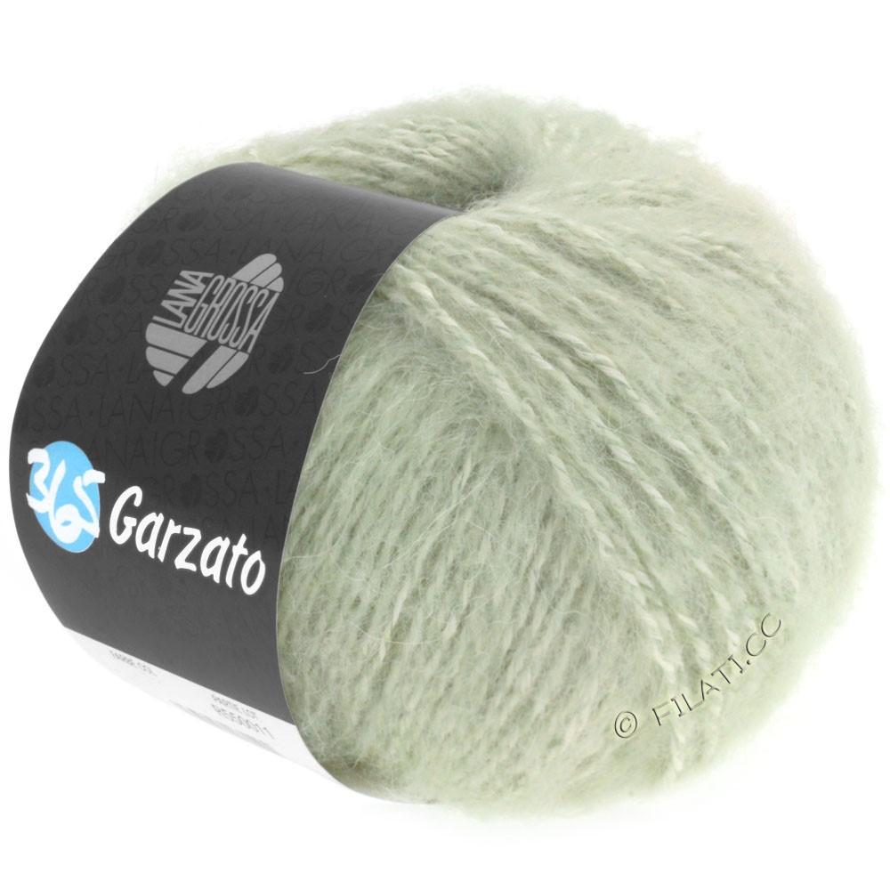 Lana Grossa 365 GARZATO | 02-gray green mix