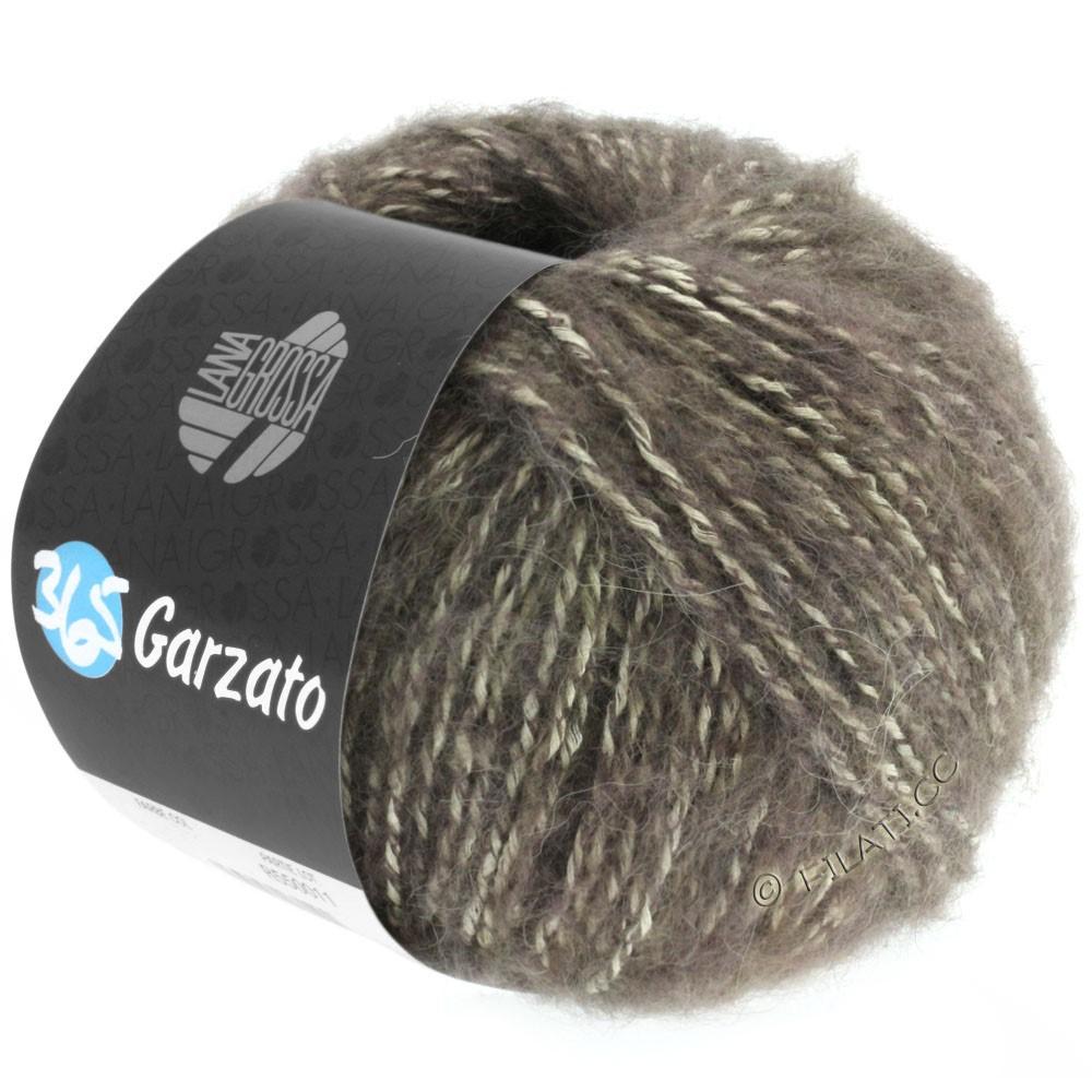 Lana Grossa 365 GARZATO | 04-gray brown mottled