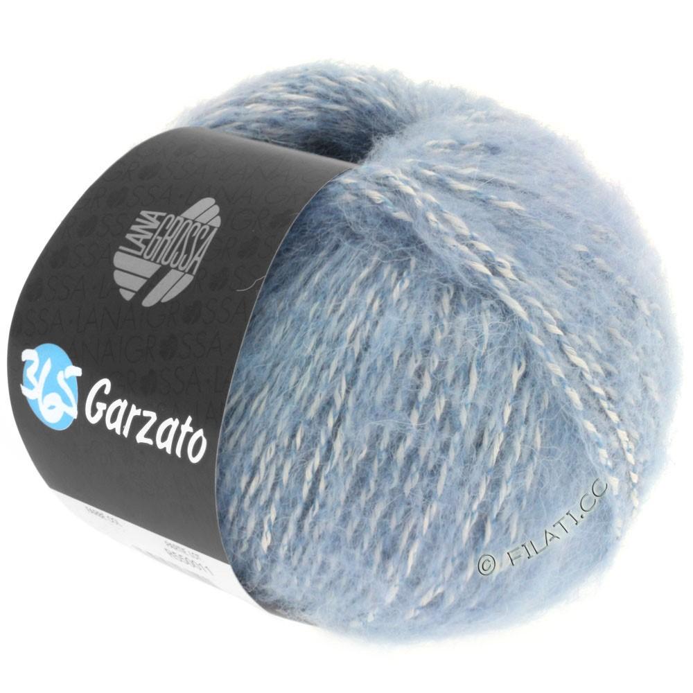 Lana Grossa 365 GARZATO | 05-light blue mottled