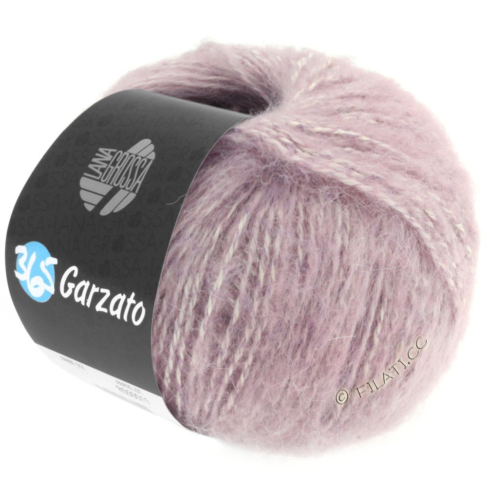 Lana Grossa 365 GARZATO | 06-lilac mottled