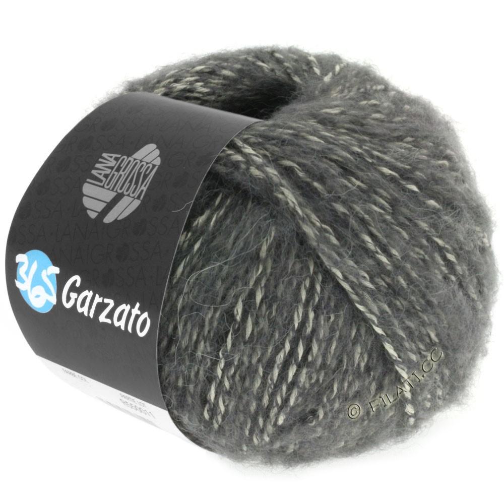 Lana Grossa 365 GARZATO | 09-anthracite mottled