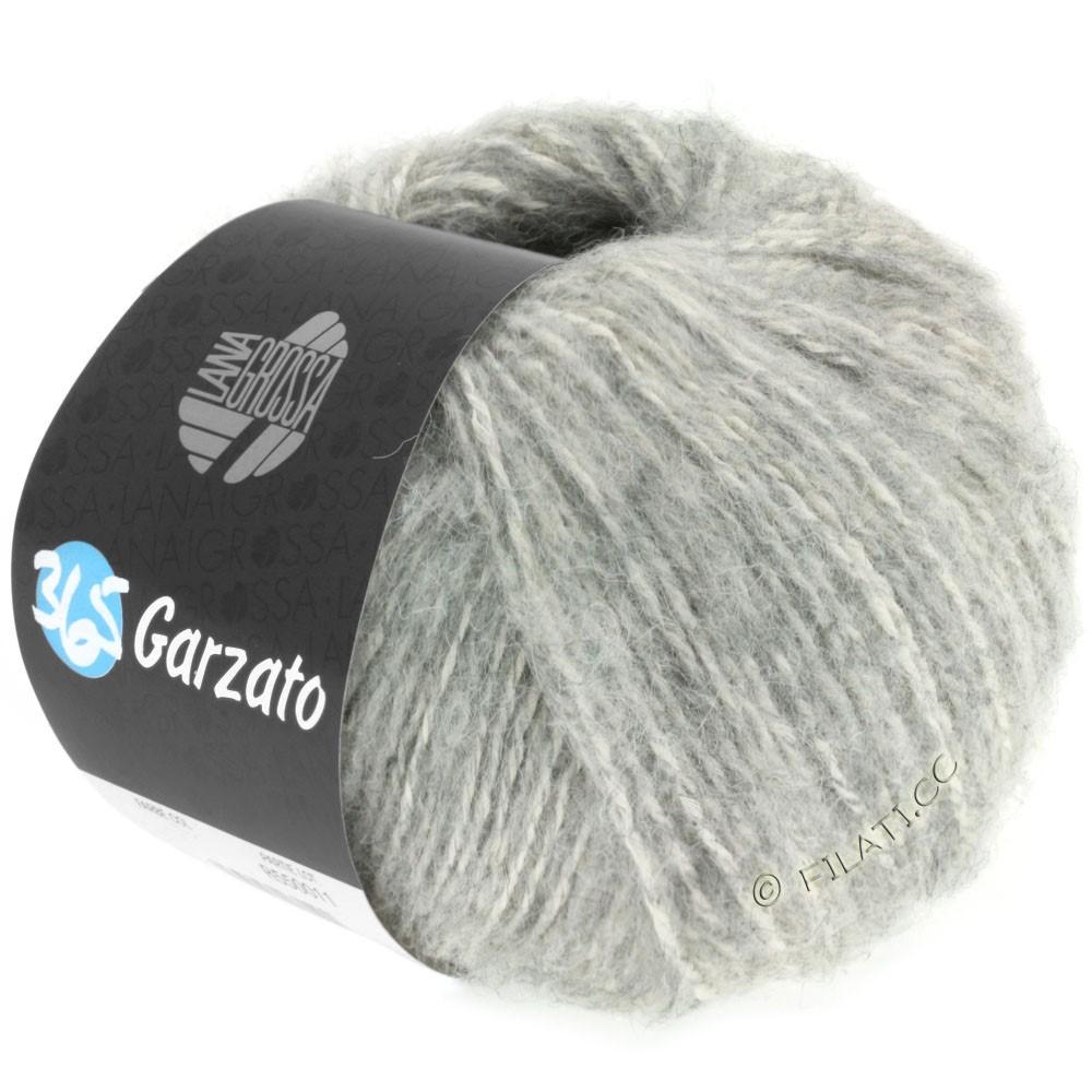 Lana Grossa 365 GARZATO | 10-light gray mottled