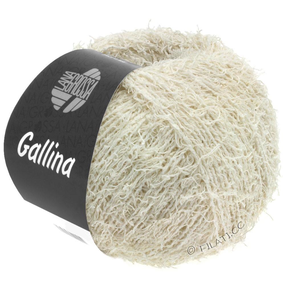 Lana Grossa GALLINA | 02-cream