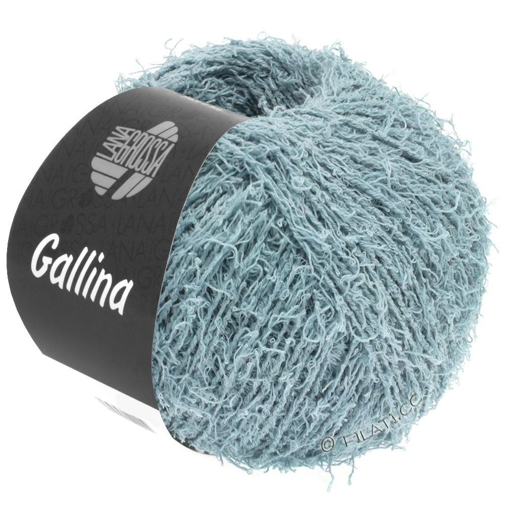 Lana Grossa GALLINA | 12-gray blue