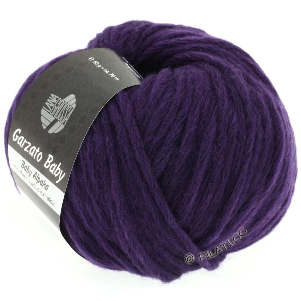 Lana Grossa GARZATO Baby | 06-dark blue violet