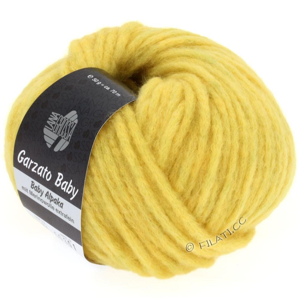 Lana Grossa GARZATO Baby | 14-yellow