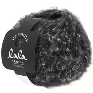 Lana Grossa HARMONY (lala BERLIN) | 07-black gray