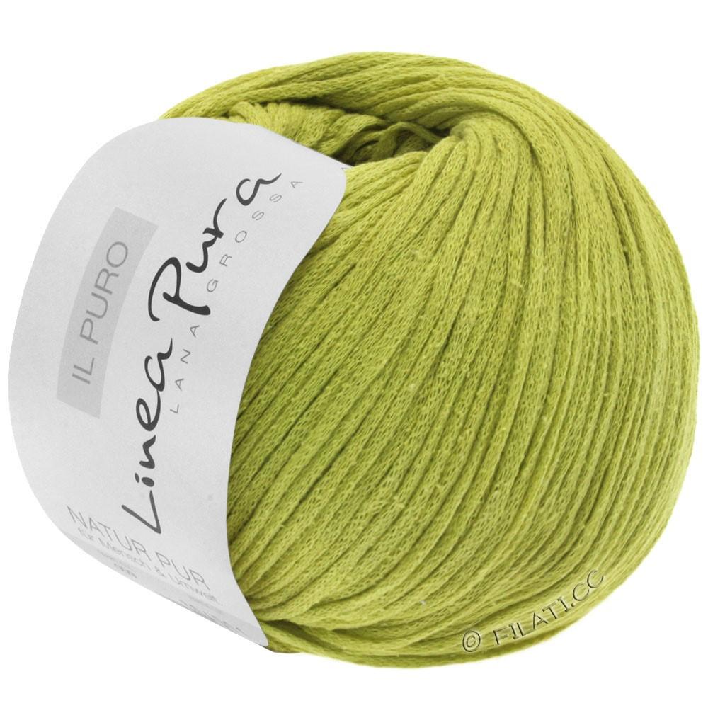 Lana Grossa IL PURO (Linea Pura) | 10-pistachio