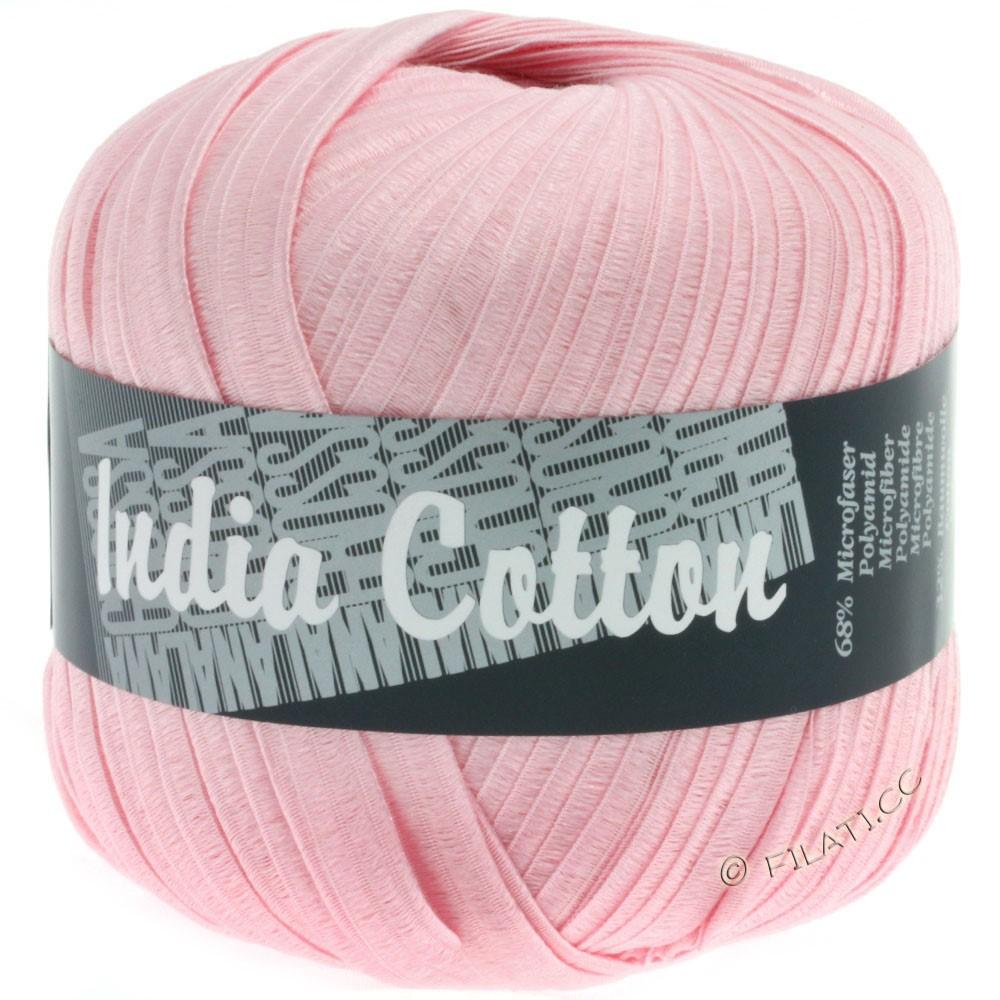 Lana Grossa INDIA Cotton Uni/Print | 205-rose