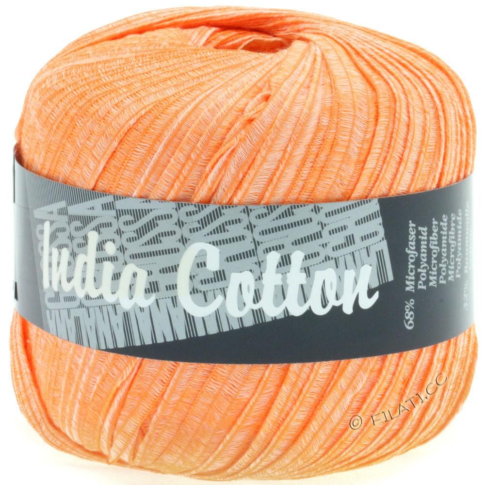 Lana Grossa INDIA Cotton Uni/Print | 207-orange