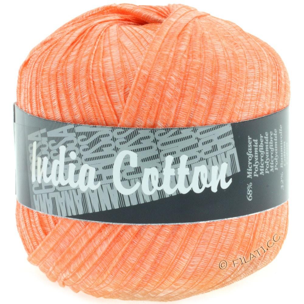 Lana Grossa INDIA Cotton Uni/Print | 213-salmon