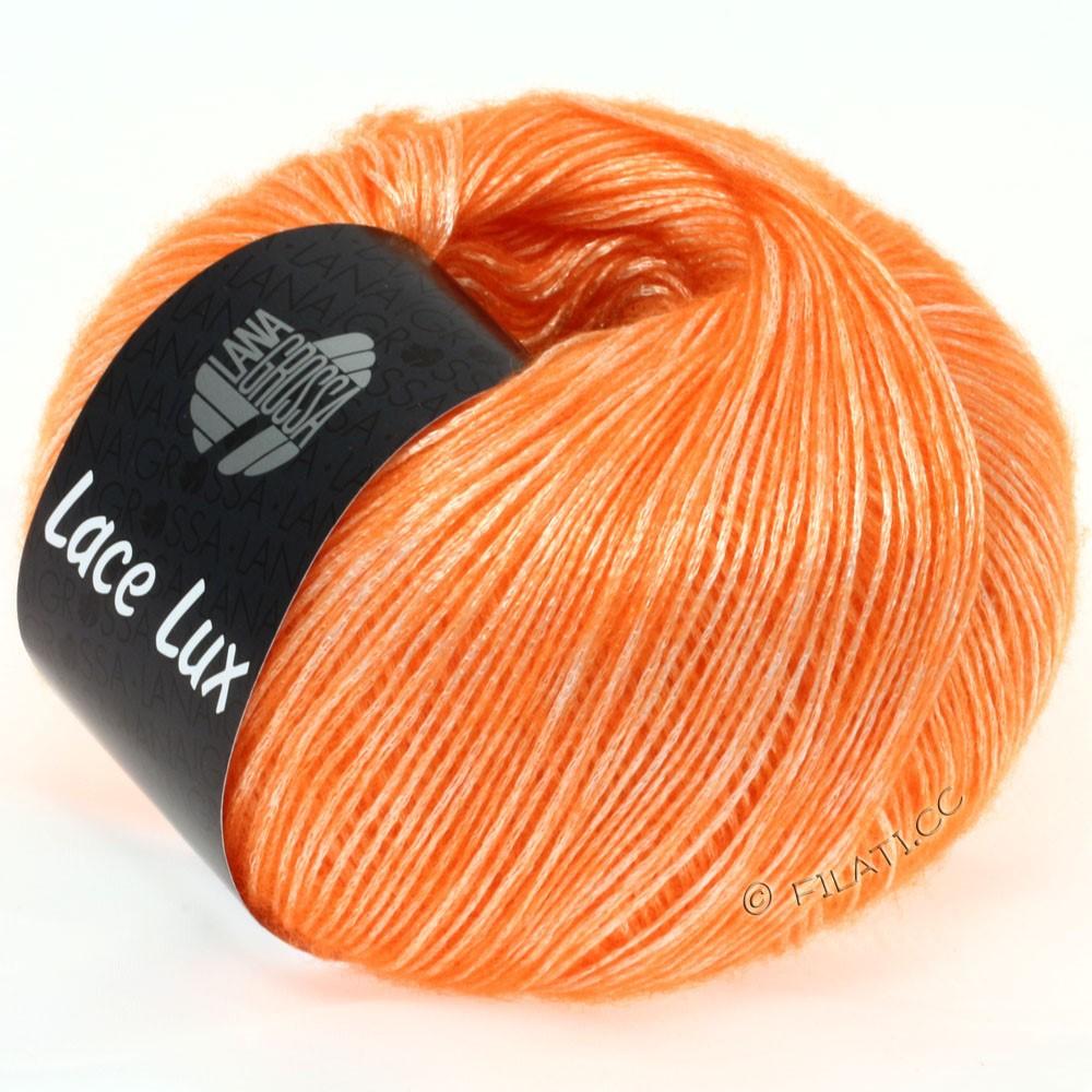 Lana Grossa LACE Lux | 30-neon orange mottled