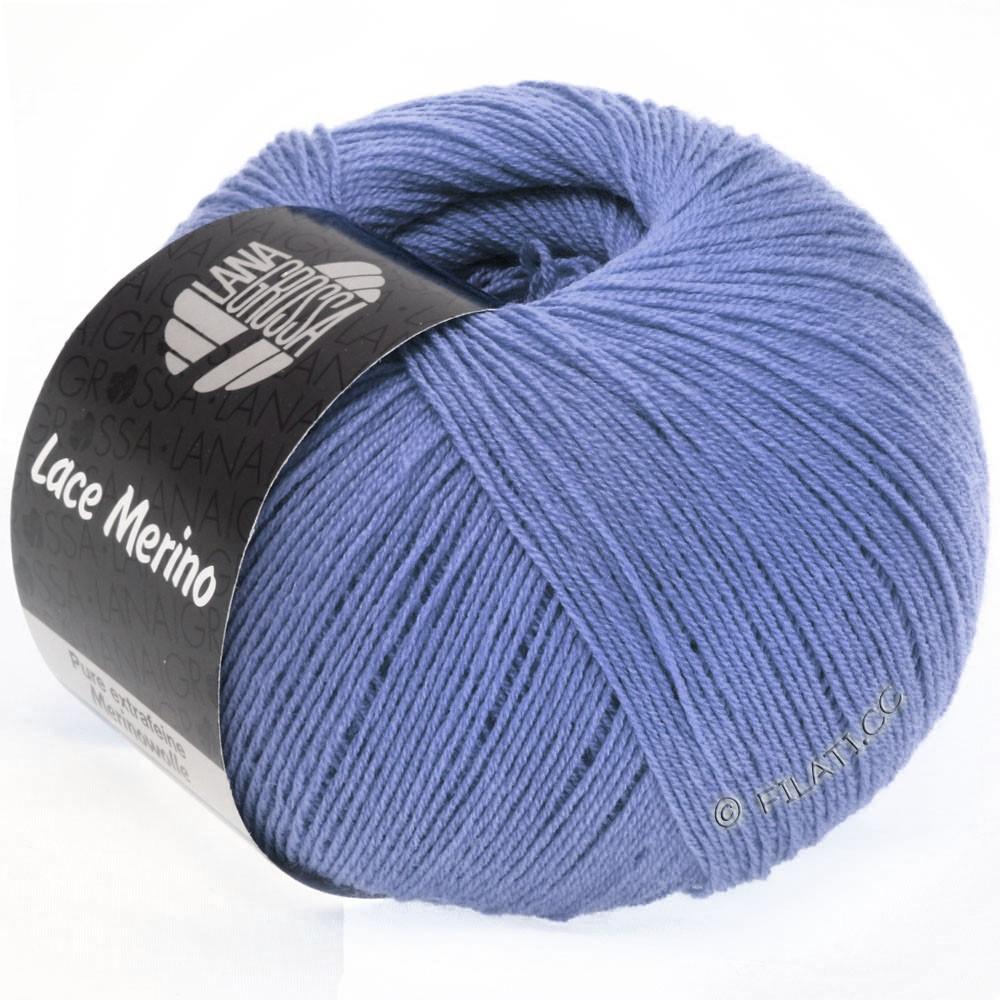 Lana Grossa LACE Merino  Uni | 44-violet blue
