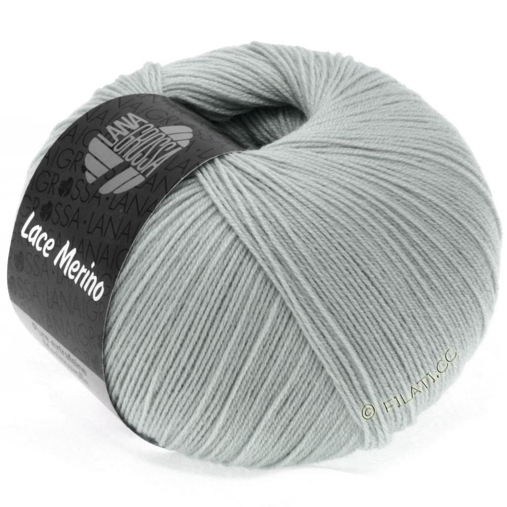 Lana Grossa LACE Merino  Uni | 50-silver gray